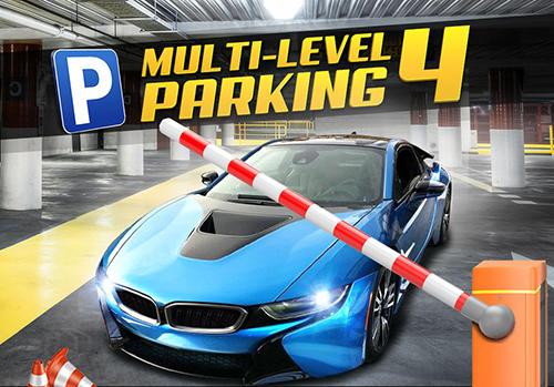 Multi level 4 parking Screenshot