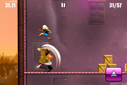 Stunt Gal für iPhone