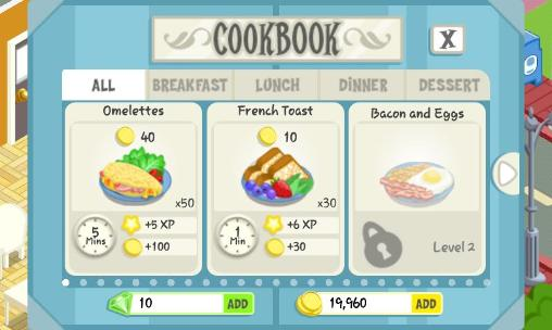 Restaurant story: Earth day for Android