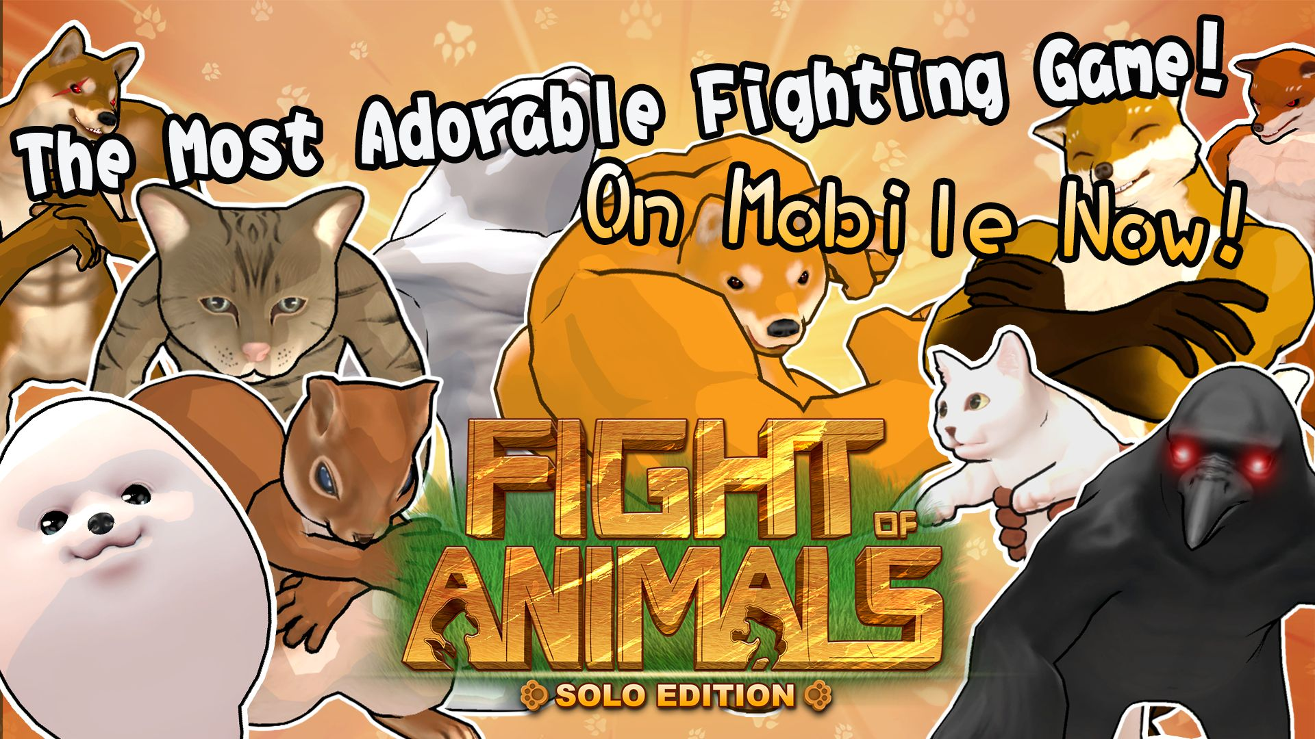 Fight of Animals-Solo Edition screenshot 1