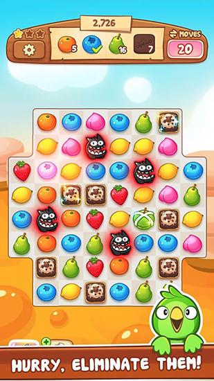 Fruit revels Screenshot