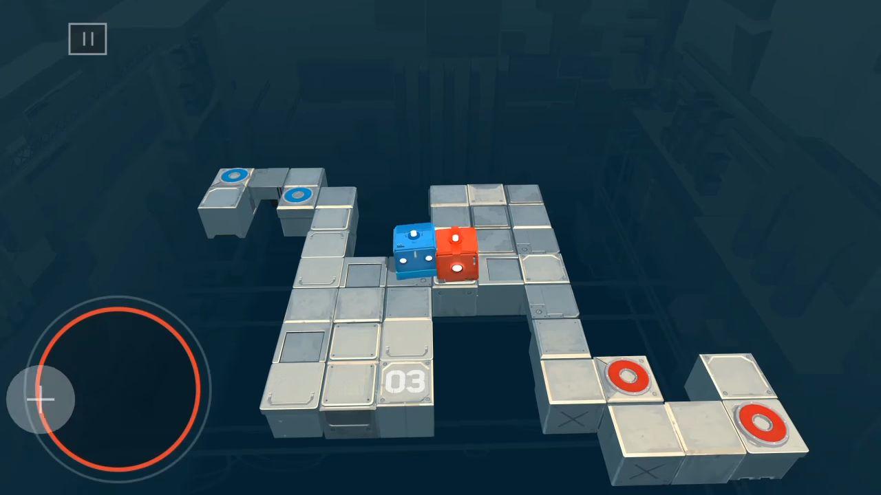 Death Squared captura de tela 1