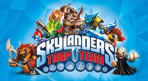 logo Skylanders: Trap Team
