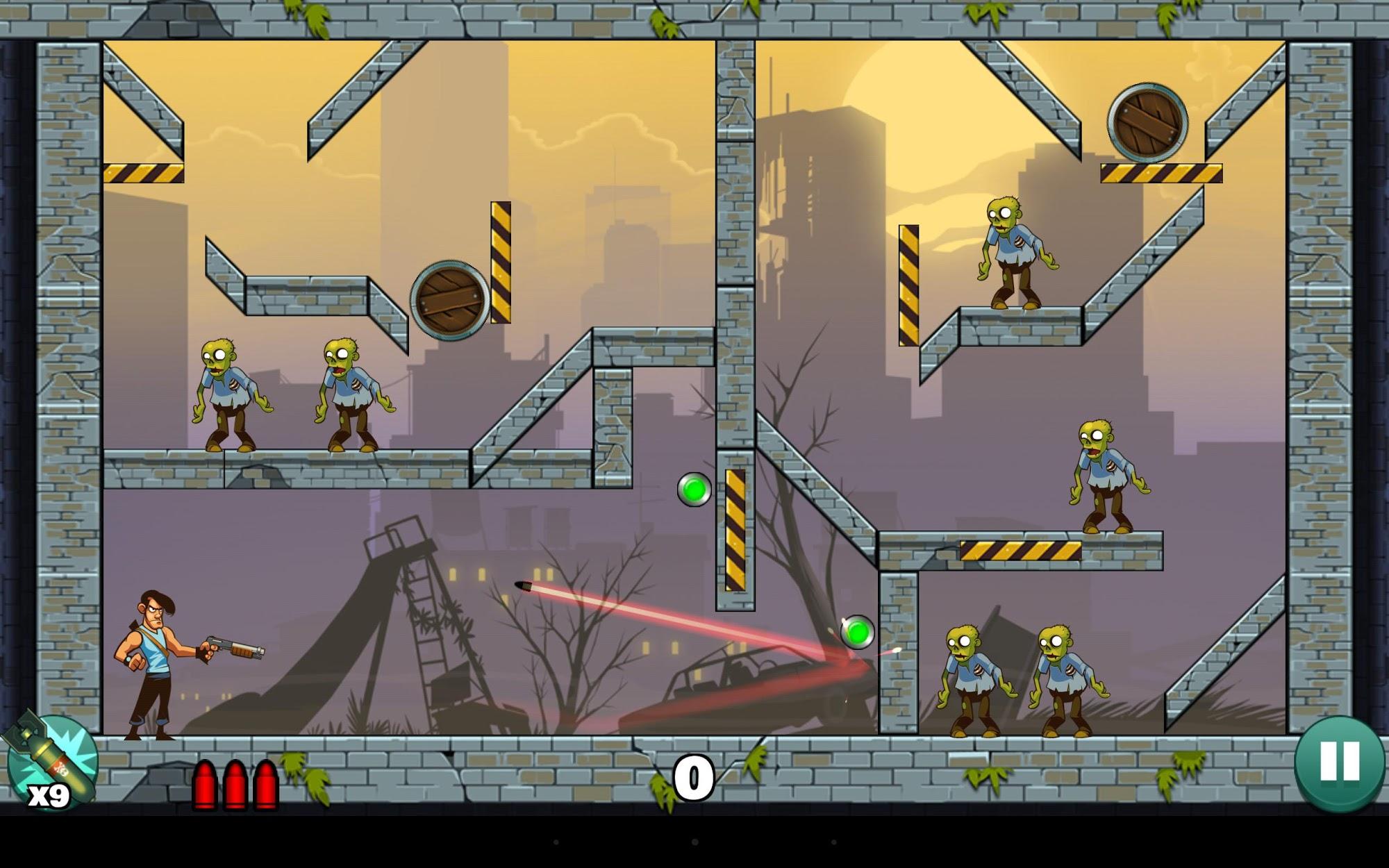 Stupid Zombies screenshot 1