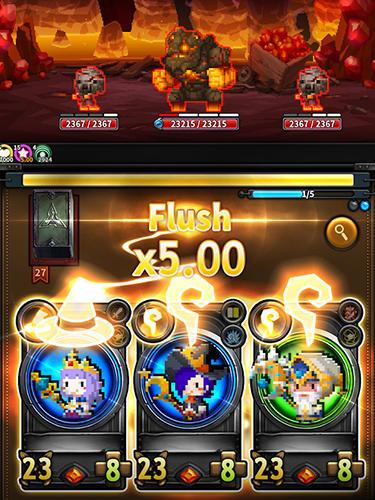 Triple fantasy Screenshot