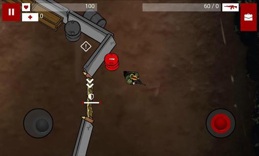 Dark dayz: Prologue screenshot 1