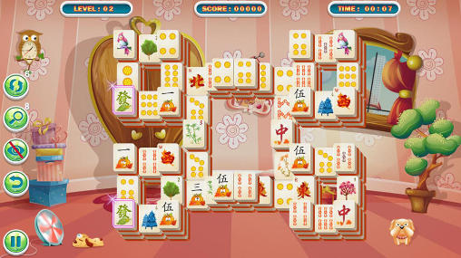 Mahjong master HD screenshot 1