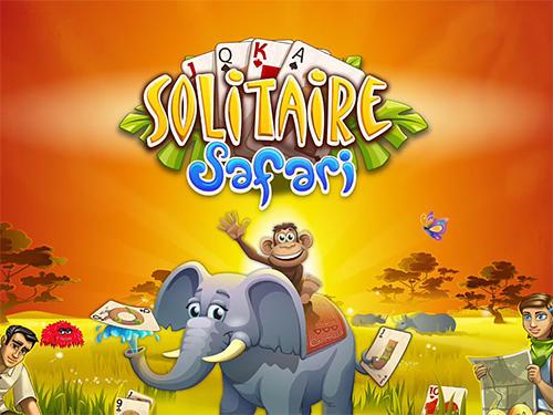 Solitaire safari screenshot 1