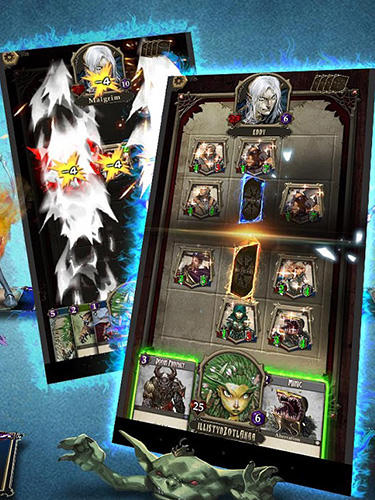 Pathfinder duels pour Android