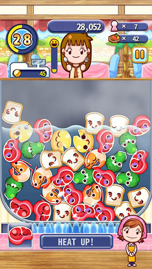 Cooking mama: Let's cook puzzle screenshot 2