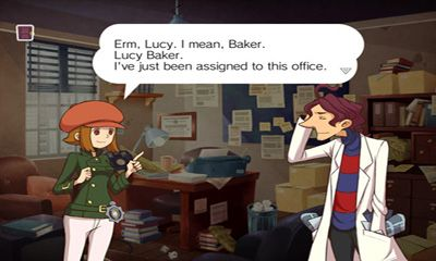Layton Brothers Mystery Room for Android