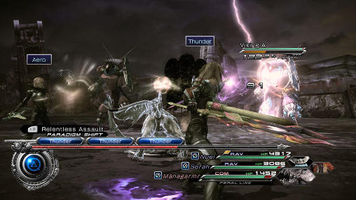 Final fantasy 13-2 for Android