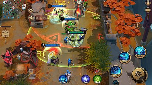Onmyoji arena pour Android