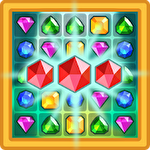 Tiger: The gems hunter match 3 Symbol