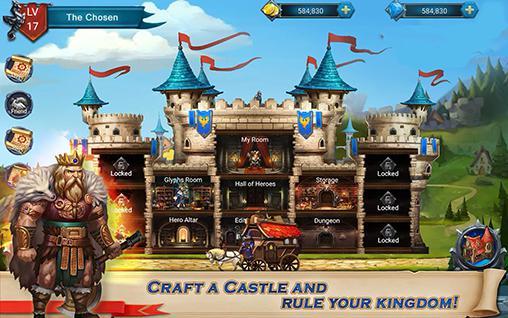 Kingdom legends Screenshot