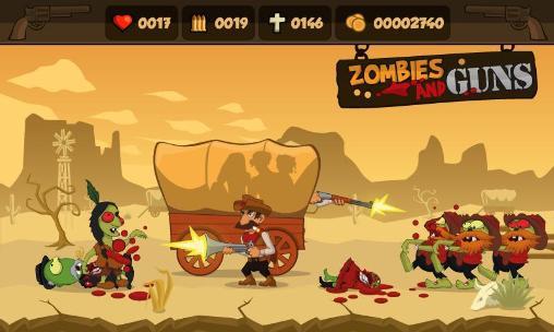 Juegos de zombis Zombies and guns en español