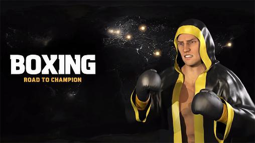 Boxing: Road to champion screenshot 1