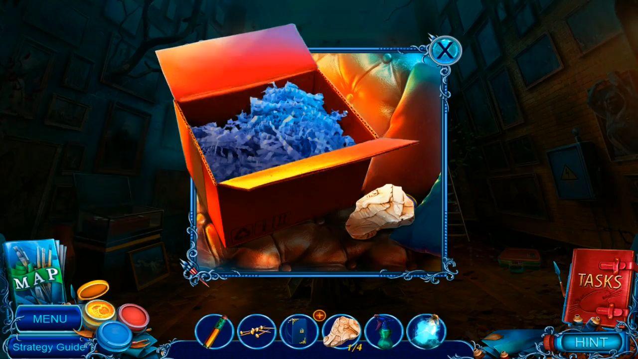 Hidden Objects - Mystery Tales: Art and Souls screenshot 1