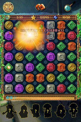 Скриншот Сокровища Монтесумы на Айфон