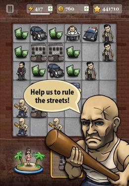 La Mafia contre la Police pour iPhone gratuitement