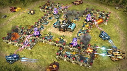 Tank destruction: Multiplayer für Android
