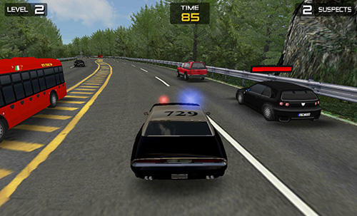 Police simulator 3D pour Android
