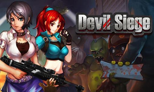 Devil siege ícone
