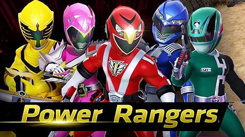 Скриншот Power rangers: RPG на андроид