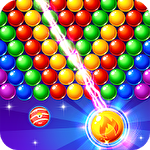 Bubble shooter by Fruit casino games Symbol