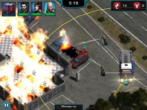 Simulator-Spiele: Lade Rettung: Helden in Action auf dein Handy herunter