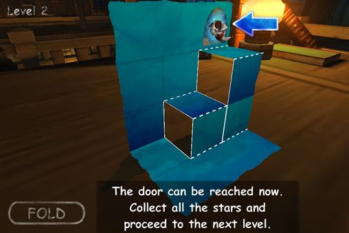 Arcade-Spiele: Lade Falte dein Abenteuer auf dein Handy herunter