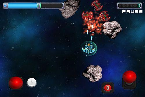 Arcade: Lade Alien Onslaught auf dein Handy herunter