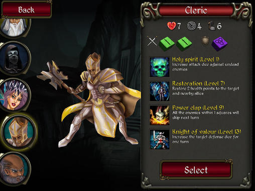 RPG-Spiele Arcane quest: Adventures für das Smartphone