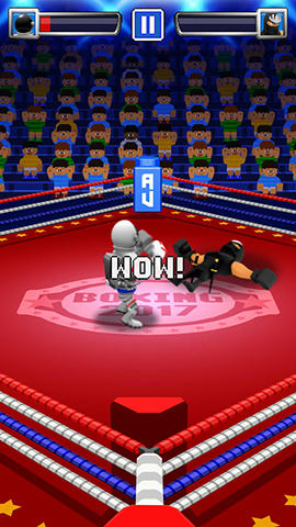 Zeitkiller One tap boxing auf Deutsch
