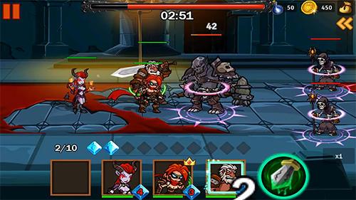 RPG Hardly heroes für das Smartphone
