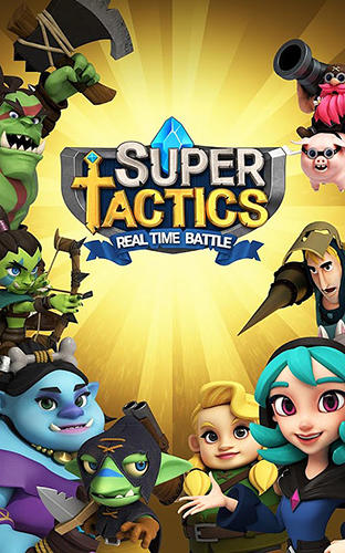 Super tactics: Real time battle icono