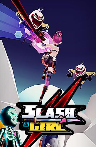 Slash and girl captura de pantalla 1