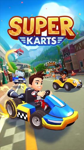 Super karts screenshot 1