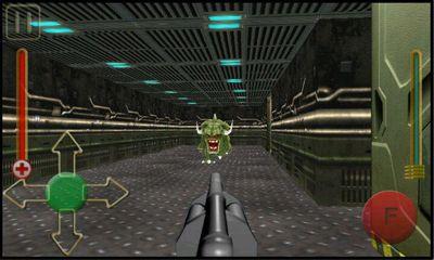 FPS Underground labyrinth auf Deutsch