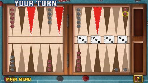 Multiplayerspiele: Lade Backgammon: Deluxe auf dein Handy herunter