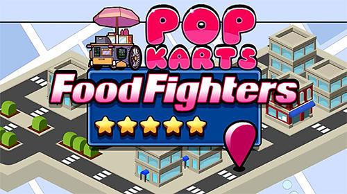 Pop karts food fighters Screenshot