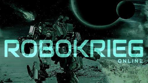 Robokrieg: Robot war online Screenshot