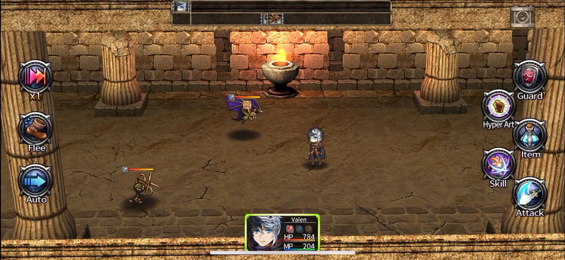 RPG Miden Tower para Android