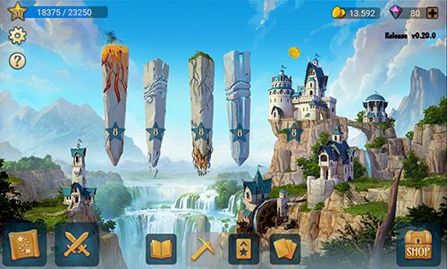 RPG Elemancer: Collectible card game für das Smartphone