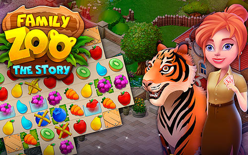 Family zoo: The story Screenshot