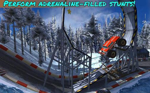 Hill climb AEN racing champion Screenshot