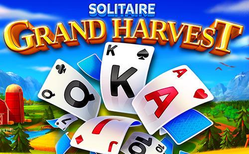 Solitaire: Grand harvest screenshot 1