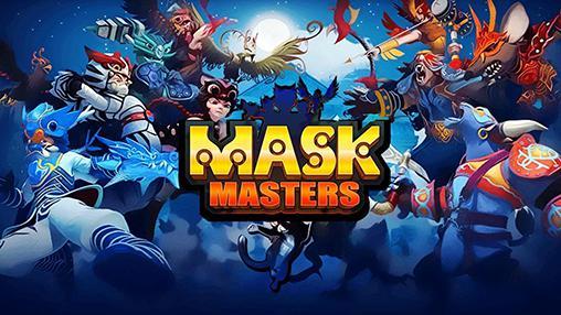 Mask masters ícone
