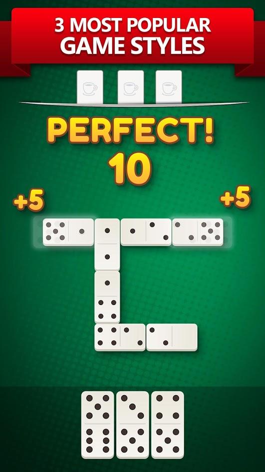 Dominoes - Best All Fives Domino Game screenshot 1
