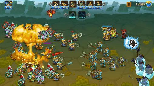 Onlinespiele Crystal crusade auf Deutsch